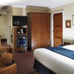 Отель Hilton Edinburgh Carlton 4* Номер Премиум с разными типами кроватей фото 2