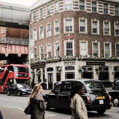 Отель The Wellington Hotel Великобритания, Лондон - 6 отзывов об отеле, цены и фото номеров - забронировать отель The Wellington Hotel онлайн парковка