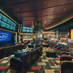 Отель Planet Hollywood Resort & Casino 4* Номер категории Премиум с двуспальной кроватью фото 5