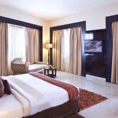 Landmark Hotel Riqqa 4* Представительский номер с различными типами кроватей фото 2