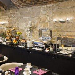 Отель Grand Hotel Saint Michel Франция, Париж - 1 отзыв об отеле, цены и фото номеров - забронировать отель Grand Hotel Saint Michel онлайн питание фото 2