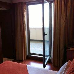 Отель Eurohotel Barcelona Gran Via Fira 4* Стандартный номер с различными типами кроватей фото 2