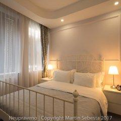 Отель Almandine Чехия, Прага - отзывы, цены и фото номеров - забронировать отель Almandine онлайн комната для гостей фото 2