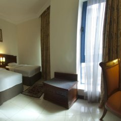 Moon Valley Hotel apartments 3* Студия с различными типами кроватей фото 17