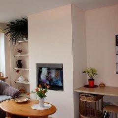 Апартаменты Brīvības Street Studio Apartment интерьер отеля