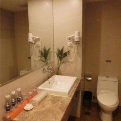 Guangdong Baiyun City Hotel 3* Стандартный семейный номер с двуспальной кроватью фото 2