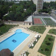 Отель Grand Mir Узбекистан, Ташкент - отзывы, цены и фото номеров - забронировать отель Grand Mir онлайн бассейн
