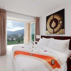 Отель The Park Surin Апартаменты с различными типами кроватей фото 4