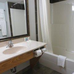 Отель Comfort Inn & Suites Downtown Edmonton ванная