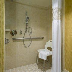Отель Hampton Inn Washington DC - Convention Center 2* Стандартный номер с различными типами кроватей фото 3
