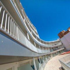 Отель Palmeras 4.4 Испания, Курорт Росес - отзывы, цены и фото номеров - забронировать отель Palmeras 4.4 онлайн балкон