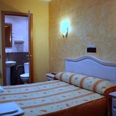 Отель Hostal Regio Стандартный номер с различными типами кроватей фото 16