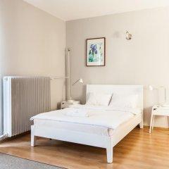 Отель Apartment4you Wilcza Студия с различными типами кроватей фото 3