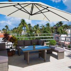 Отель Art Villa Dominicana Доминикана, Пунта Кана - отзывы, цены и фото номеров - забронировать отель Art Villa Dominicana онлайн бассейн фото 2