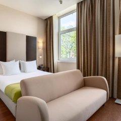 Отель NH Amsterdam Centre 4* Стандартный номер с двуспальной кроватью фото 2