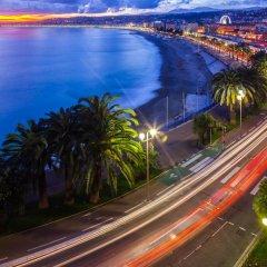 Отель Azur City Home балкон