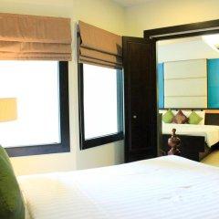 Отель Krabi Tipa Resort 3* Улучшенный номер с различными типами кроватей фото 4