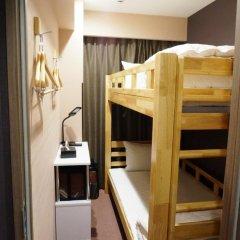 Tokyo Ariake Bay Hotel Кровать в женском общем номере с двухъярусной кроватью фото 9