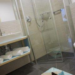 Отель Garni Appartements Almrausch Горнолыжный курорт Ортлер ванная