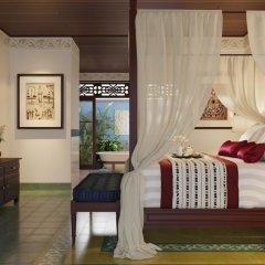 Отель Dwaraka The Royal Villas 4* Люкс Royal с различными типами кроватей фото 14