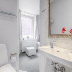 Hotel Domir Odense 2* Стандартный номер с различными типами кроватей фото 11