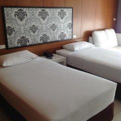 Отель Marsi Pattaya Стандартный номер с 2 отдельными кроватями фото 9