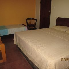 Отель Leopard Den комната для гостей фото 4