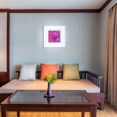 Отель Novotel Samui Resort Chaweng Beach Kandaburi 4* Улучшенный номер с различными типами кроватей фото 3