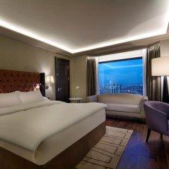 Отель Ankara Hilton 5* Люкс разные типы кроватей фото 2