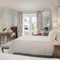 Отель The Peninsula Beverly Hills 5* Улучшенный номер с различными типами кроватей фото 4