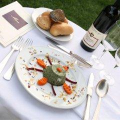 Отель Salus Terme Италия, Абано-Терме - отзывы, цены и фото номеров - забронировать отель Salus Terme онлайн питание фото 2