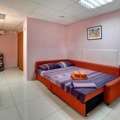 Мини-отель Брусника у метро Красносельская Номер с общей ванной комнатой с различными типами кроватей (общая ванная комната) фото 10