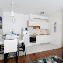 Апартаменты Sun Resort Apartments Улучшенные апартаменты с 2 отдельными кроватями фото 7