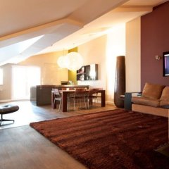Апартаменты My Home in Vienna- Smart Apartments - Leopoldstadt комната для гостей фото 4