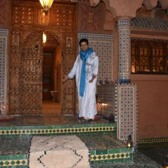 Отель Riad Ouarzazate Марокко, Уарзазат - отзывы, цены и фото номеров - забронировать отель Riad Ouarzazate онлайн питание фото 2