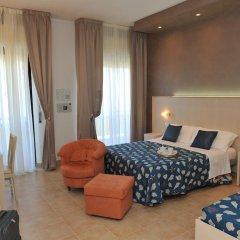 Hotel Mimosa Риччоне комната для гостей фото 2