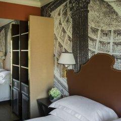 Отель Starhotels Michelangelo 4* Стандартный номер с различными типами кроватей фото 19