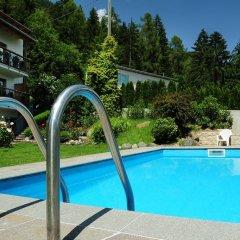 Отель Haus Rosengarten Тироло бассейн