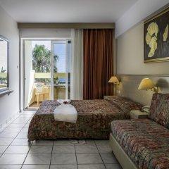 Tylissos Beach Hotel 4* Стандартный номер с различными типами кроватей фото 8