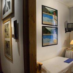 Hotel Cairoli 4* Стандартный номер с различными типами кроватей фото 3
