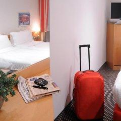 Отель Allegroitalia Espresso Darsena 3* Стандартный номер с различными типами кроватей фото 9