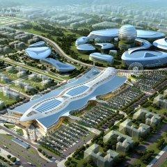 Гостиница Hostel Nochleg Казахстан, Нур-Султан - 1 отзыв об отеле, цены и фото номеров - забронировать гостиницу Hostel Nochleg онлайн спортивное сооружение