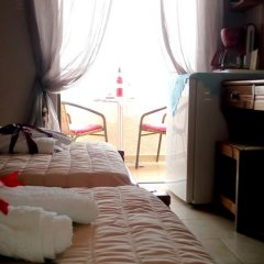 Отель Amaryllis 2* Стандартный номер с различными типами кроватей фото 21