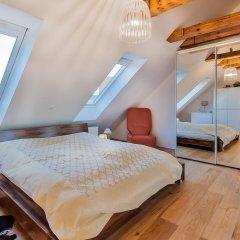 Отель Penthouse Suite Gasteig Мюнхен комната для гостей фото 4