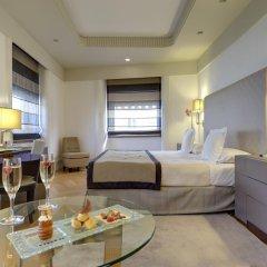 Отель Melia Genova 5* Стандартный номер с различными типами кроватей фото 4