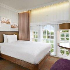 Отель Hilton London Hyde Park 4* Улучшенный номер с различными типами кроватей фото 5