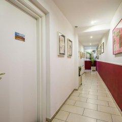 Отель Il Terrazzino su Boboli 3* Стандартный номер с различными типами кроватей фото 14