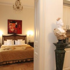 St. George Residence All Suite Hotel Deluxe 5* Люкс с различными типами кроватей фото 17