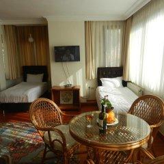 Отель Best Home Suites Sultanahmet Aparts Люкс с различными типами кроватей фото 2