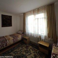 Отель Guesthouse Alakol Кыргызстан, Каракол - отзывы, цены и фото номеров - забронировать отель Guesthouse Alakol онлайн комната для гостей фото 5